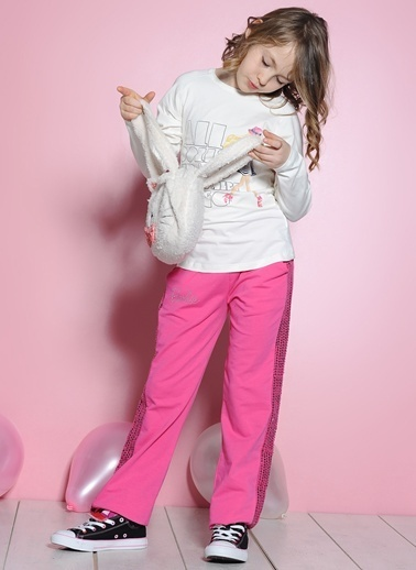 Barbie Eşofman Altı Fuşya